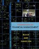 Loose Leaf Foundations of Financial Management with Time Value of Money card (Mcgraw-Hill/Ir...