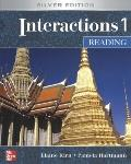Interactions 1 Reading Student Book + e-Course Code Card