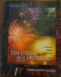 Financial Accounting Second Edition Kishwaukee College