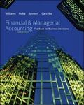 Financial & Managerial Accounting with Connec