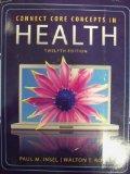 Connect Core Concepts In Health [12 E] (Big Edition | Paperback)