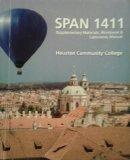 SPAN 1411: Supplementary Materials, Workbook & Laboratory Manual-Houston Community College