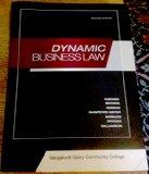 Dynamic Business Law, 2nd Edition, Naugatuck Valley Community College