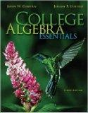 College Algebra Essentials - Special Binder Ready Version