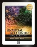 Loose-Leaf version Financial Accounting: Making the Connection w/ Connect Plus