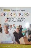 Introduction to Operations and Supply Chain Management: The Core (3rd Edition, Custom Editio...