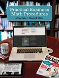 Practical Business Math Procedures with Handbook, Student DVD, and WSJ insert