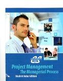 Project Management: The Management Process (5th Edition)