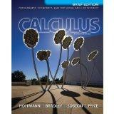 Calculus for Business, Economics, and the Social and Life Sciences, Brief Edition, 11th Edit...