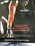 Anatomy and Physiology the Unity of Form and Function Vol. 2 6th Edition