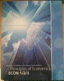 Principles of Economics, 5th Edition UCSD Custom Edition