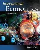 International Economics, ECN 306 Arizona State University