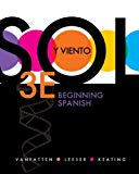 SOL Y VIENTO:BEGINNING SPANISH
