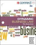Loose-Leaf Dynamic Business Law: The Essentials with ConnectPlus 1S