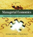 Managerial Economics: Foundations of Business Analysis and Strategy (The Mcgraw-Hill Economi...