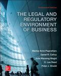 Legal and Regulatory Environment OfBusiness