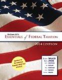 McGraw-Hill's Essentials of Federal Taxation, 2014 Edition