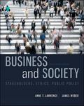 Business and Society: Stakeholders, Ethics, Public Policy, 14th Edition