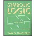 Symbolic Logic: A First Course 4th Edition