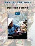 Developing World 11/12 (Annual Editions : Developing World)