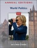Annual Editions: World Politics 11/12