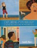 Myers Exploring Psychology In Modules, 8th Edition (Eighth)