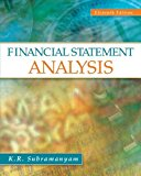 Financial Statement Analysis (Irwin Accounting)