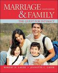Marriage and Family : The Quest for Intimacy
