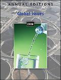 Annual Editions: Global Issues 09/10