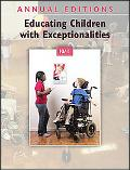 Annual Editions: Educating Children with Exceptionalities 10/11