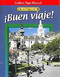 Buen Viaje Level 1 Student Tape Manual Part B