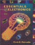 Essentials of Electronics [With CDROM]