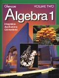 Algebra 1 Integration Applications and Connections