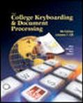 Gregg College Keyboarding & Document Processing Lessons 1-120