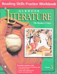 Glencoe Literature The Reader's Choice  Reading Skills Practice Workbook, Course 3