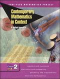 Contemporary Mathematics in Context Course 2 Level A