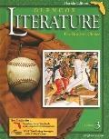 Glencoe Literature, Grade 8 Florida 2003