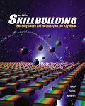 Skillbuilding Building Speed and Accuracy on the Keyboard