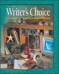 Writers Choice Grammar And Composition Level 9