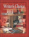Glencoe Writer's Choice Grammar And Composition, Grade 10