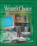 Writer's Choice Grammar And Composition, Grade 12