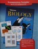 Biology Dynamics of Life Transparency Sampler