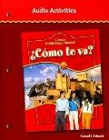 Como Te Va ? Red Workbook
