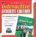 Glencoe Middle School +c=mo Te Va? a Nivel Verde, Interactive