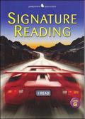 Signature Reading Level G