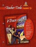 Teacher Tools Capitulo 3 (Buen Viaje! Glencoe Spanish 1, Capitulo 3)