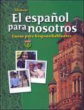 Espanol Para Nosotros Curso Para Hispanohablantes Level 2