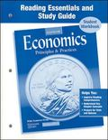 Economics Principles And Practices, Reading Essentials And Study Guide