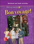 Bon Voyage Level 1-b Workbook And Audio Activities