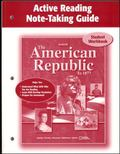 American Republic to 1877, Active Note-taking Guide